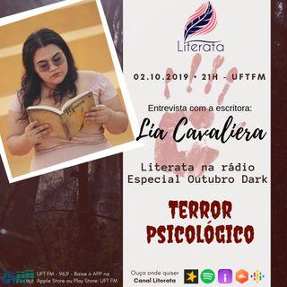 #025 - Outubro Dark Literata - Terror Psicológico