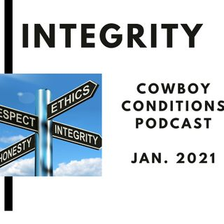 Integrity - Podcast January 2021