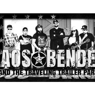 Rockin' The Trailer Park Kaos/Bender Style On ITNS Radio