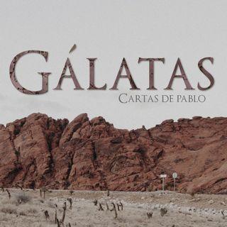 Gálatas 1 -  ¿El evangelio inicia en el antiguo testamento?