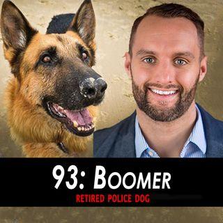 93 - Boomer the Police Dog