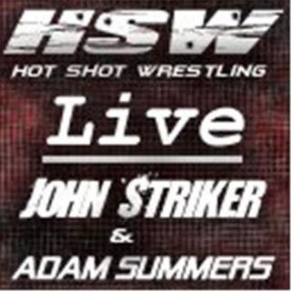 HSW Live- We interview pro wrestler Mdogg20, Halloween Special