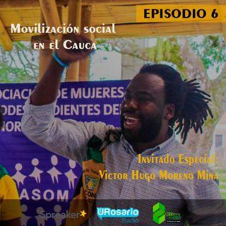 Movilización social en el Cauca
