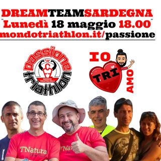 Passione Triathlon 🏊🚴🏃💗 Dream Team Sardegna