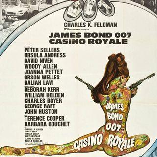 PODCAST CINEMA   critique du film JAMES BOND CASINO ROYALE (1967)   CinéMaRadio