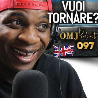Italiani in UK, è INVASIONE | La mia canzone a Sanremo | 097