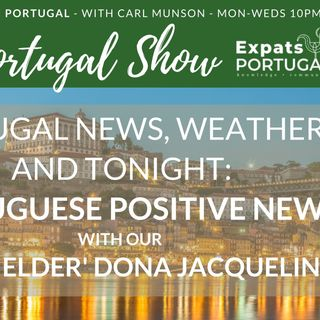 The Portugal Show with ExpatsPortugal.com - 13-10-20