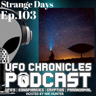 Ep.103 Strange Days