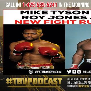 ☎️Mike Tyson vs Roy Jones Jr🔥Triller Furious With With Lies🤔Vows Never to Bring Tyson Back to Cali😱