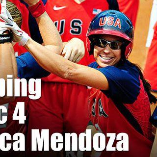 Episode 203 - Fastpitch Softball Slapping Clinic Part 4 - Jessica Mendoza