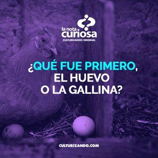 ¿Qué fue primero, el huevo o la gallina? • Curiosidades • Culturizando