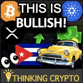 Cuba To Adopt Bitcoin & Crypto - Bill Miller GBTC - Crypto Regulations - SEC Ripple XRP Hinman Speech