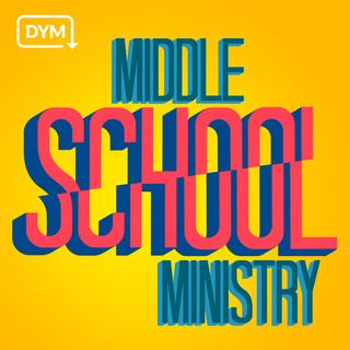 The Middle School Ministry Podcast