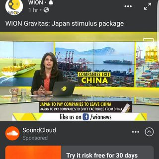 WION Gravitas- Japan stimulus package
