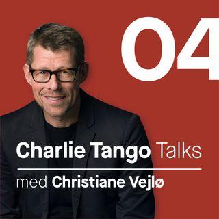 04 Charlie Tango talk with Christiane Vejlø