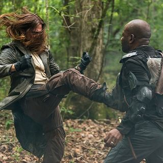 "The Walking Dead S08E03 ""Monsters"""