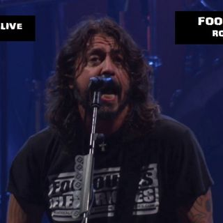 AvantPOP #140 - Foo Fighters Live - 29/05/2020
