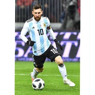 Barcelona men shine as Argentina draws against Uruguay