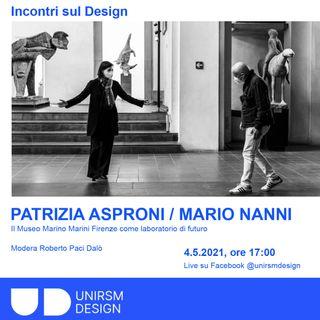 Incontri sul Design - Patrizia Asproni e Mario Nanni
