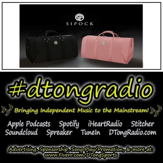 #NewMusicFriday on #dtongradio - Powered by The SIPOCK Sport and Travel Bag