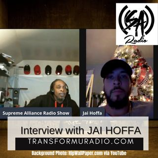 Music Interview with Hip Hop artist Jai Hoffa