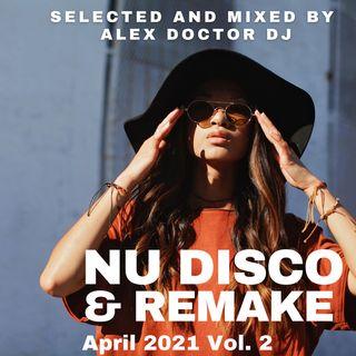 #113 - Nu Disco & Remake - April 2021 - vol.2