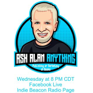 Ask Alan Anything Episode 10 - True Cost of Publishing
