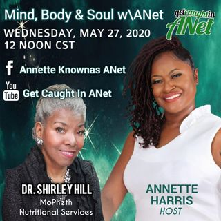 MBSWANET Health & Wellness with Dr. Shirley Hill is back!!