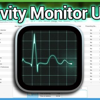 Hands-On Mac 36: Mac Activity Monitor