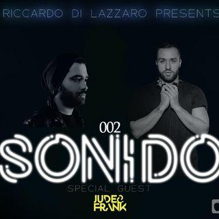SONIDO 002 - Special Guest Jude&Frank