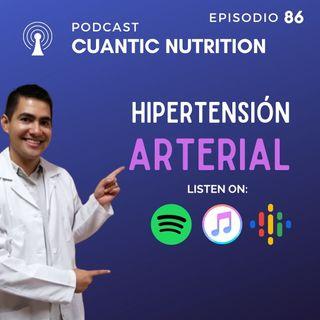 Cuantic Nutrition: Hipertensión Arterial