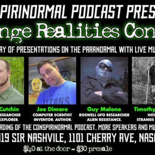 Strange Realities Conference Promo