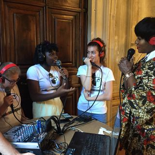 #dialoghiaspoleto Stephanie Okereke Linus in Spoleto