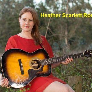 Heather Scarlett Rose - Boundless - SDC Radio One - 2014