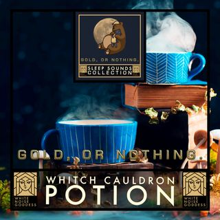 Witch Cauldron Potion | White Noise | Ambience