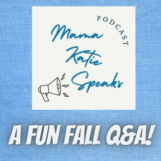 Episode 14: A Fun Fall Tag