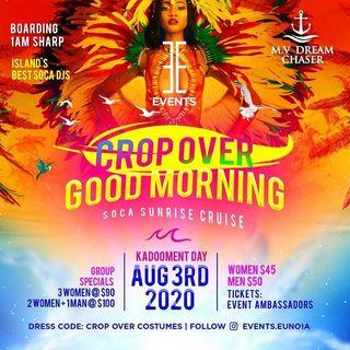 Tank X Biggest LIVE @ Crop Over Good Morning Soca Sunrise Cruise