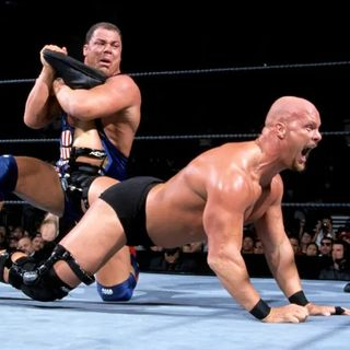 WWE Rivalries: Stone Cold vs Kurt Angle