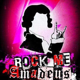 Episode #82: Alyson Cambridge and Tony Bruno TALK 'Rock Me Amadeus'