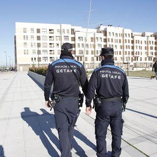 Los delitos aumentan un 7% en Getafe en lo que va de año