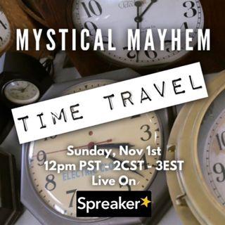 Episode 9: Mystical Mayhem - Time Travel