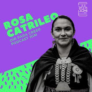 """Rosa Catrileo, integrante de la Convención Constitucional: """"Nos vamos a preocupar de la plurinacionalidad"""""""
