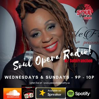 Soul Opera Radio: Let's talk about LOVE w/ Focus James
