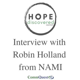 Interview with Robin Holland from NAMI of Stark County