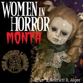 """TWL WIHM 2020-2: """"A Dark Adapted Eye"""" Six Tales by Scarlett R. Algee"""