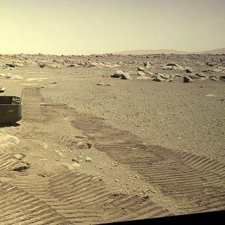 AstronautiCAST 14×22 – La coppa dell'olio di Perseverance