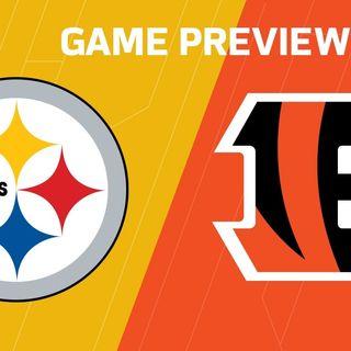 Cincinnati Bengals Weekly Show W/Joe Kelly: Bengals/Steelers Preview