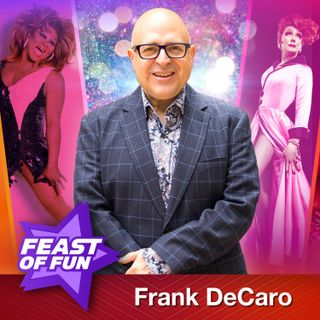 FOF #2743 – Frank DeCaro Dives Into His Drag Book