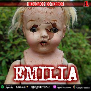 Emilia, la muñeca poseída | Relato de terror