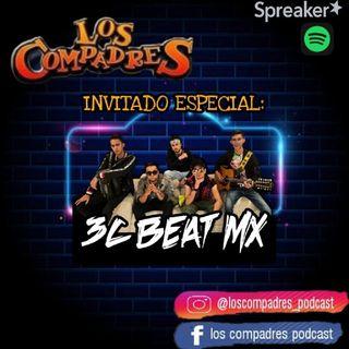 LOS COMPADRES Y 3CBEATMX